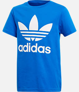 Boys' adidas Originals Trefoil Allover Print T-Shirt