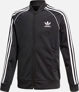 online store 21eb8 0afbf Boys adidas Originals Superstar Track Jacket
