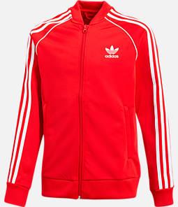 Boys' adidas Originals Superstar Track Jacket Product Image