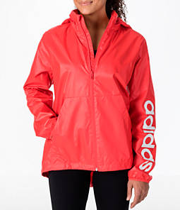 Women's adidas Linear Training Windbreaker Jacket