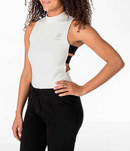 Women's Reebok Classics Mock Turtleneck Bodysuit