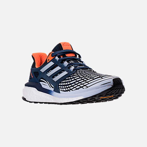 ... usa three quarter view of womens adidas energy boost 2.0 running shoes  in noble indigo aero ... a3de7667e