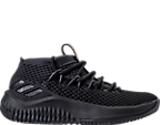 Boys' Grade School adidas Dame 4 Basketball Shoes