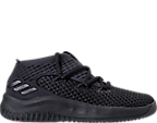 Boys' Preschool adidas Dame 4 Basketball Shoes