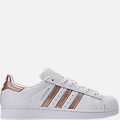hot sale online 4e7d4 556b3 Women s adidas Originals Superstar Casual Shoes