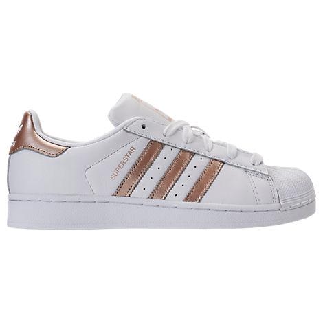 Women'S Originals Superstar Casual Shoes, White