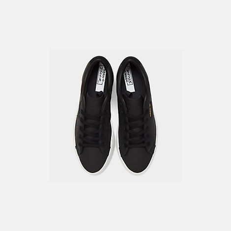 Back view of Women's adidas Originals Sleek Casual Shoes in Black