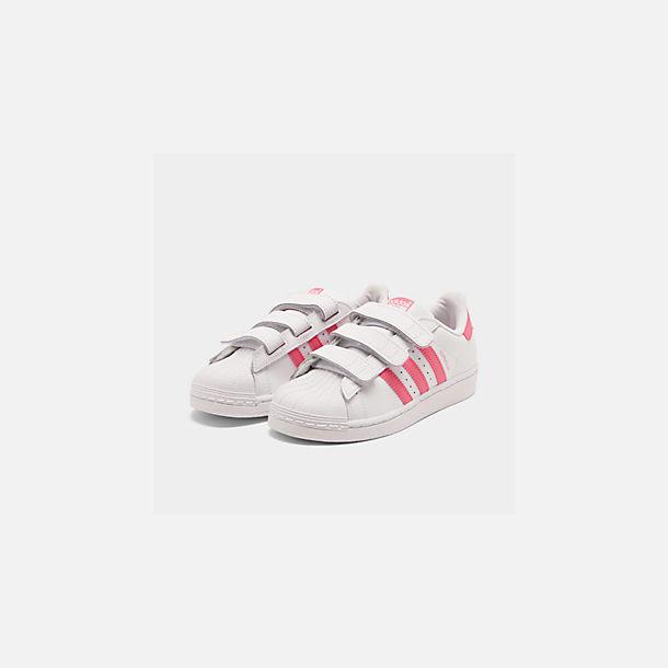 brand new 22887 27b00 Girls' Little Kids' adidas Superstar Casual Shoes