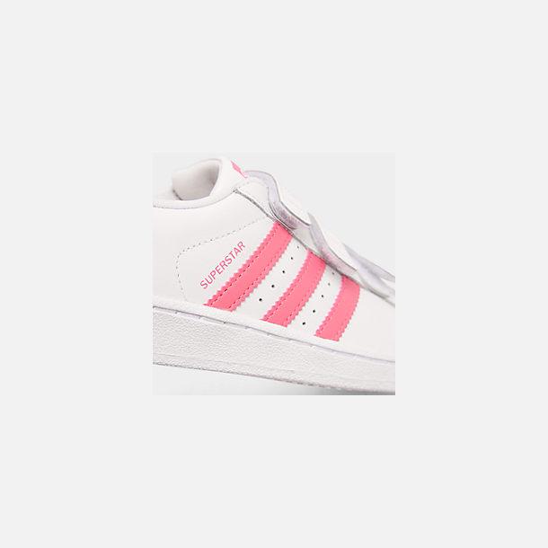 tout neuf 347cf 12368 Girls' Little Kids' adidas Superstar Casual Shoes