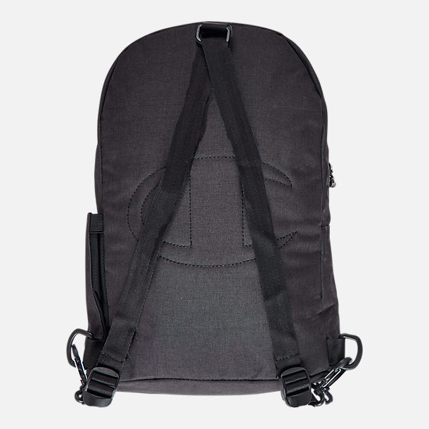 Back view of Champion Mini Supercize Backpack in Black