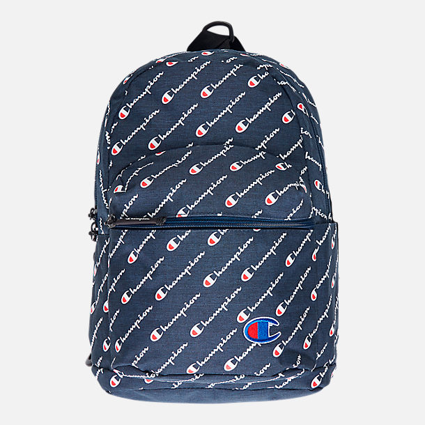 Front view of Champion Mini Supercize Backpack