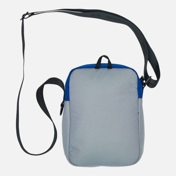 Back view of Champion Colorblock Crossbody Bag in Bright Combo