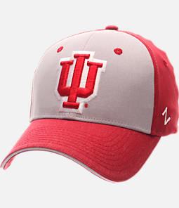 Zephyr Indiana Hoosiers College Challenger Stretch Fit Hat