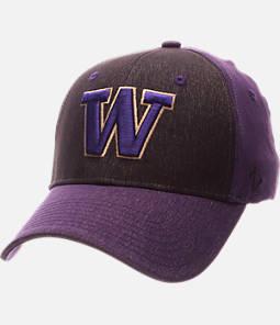 Zephyr Washington Huskies College Challenger Stretch Fit Hat