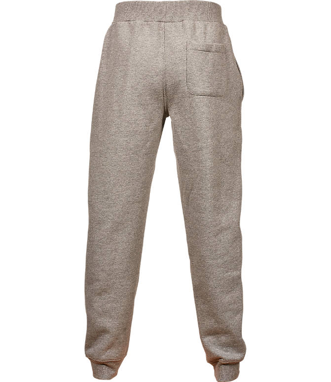 Product 4 view of Boys' Champion Heritage Jogger Sweatpants in Grey