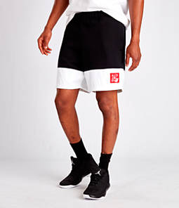 Men's Jordan Legacy AJ4 Fleece Shorts