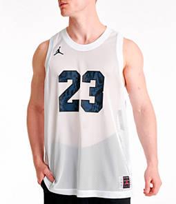 Men's Jordan Legacy AJ11 Snakeskin Basketball Jersey Tank
