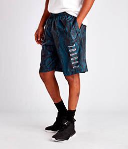 Men's Jordan AJ11 Snakeskin Shorts