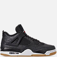 Men's Jordan Retro 4 SE Basketball Shoes