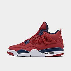 Jordan Retro 4 Shoes | Air Jordan Sneakers| Finish Line