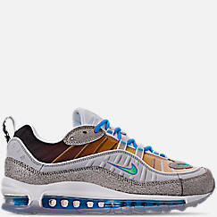 Boys' Big Kids' Nike Nike Air Max 98 On Air Gabrielle Serrano Casual Shoes