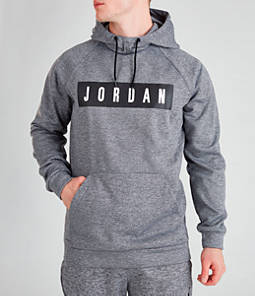 Men's Jordan 23 Alpha Therma Fleece Graphic Hoodie