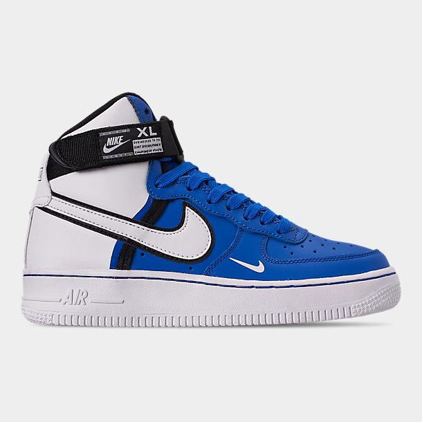 Boys' Big Kids' Nike Air Force 1 High LV8 Casual Shoes