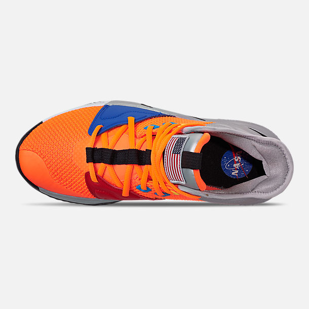 1c8014a504ce Top view of Men s Nike PG 3 x NASA Basketball Shoes in Total Orange Black