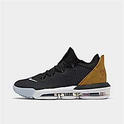 Men s Nike LeBron 16 Low Basketball Shoes cf2e32042
