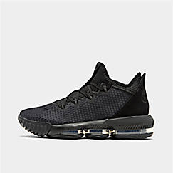 new product 8d94e 40912 Men s Nike LeBron 16 Low Basketball Shoes