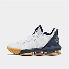 Men's Nike LeBron 16 Low Basketball Shoes