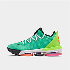 Men's Nike LeBron 16 Low Basketball Shoes