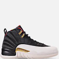 Men's Air Jordan Retro 12 Chinese New Year Basketball Shoes