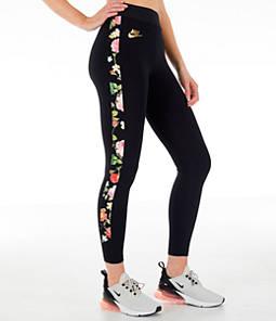 0cfe0707018a Women s Nike Sportswear Leg-A-See Floral Leggings