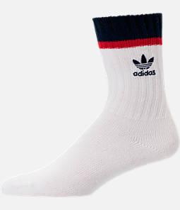 Men's adidas Originals Loose Fit Single Crew Socks Product Image