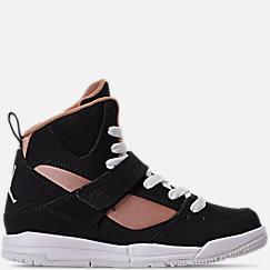 Girls' Little Kids' Jordan Flight 45 High Basketball Shoes