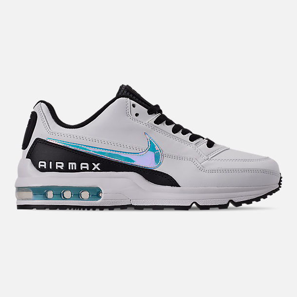 739dffb8772 Right view of Men s Nike Air Max LTD 3 Casual Shoes in White Blue Gaze