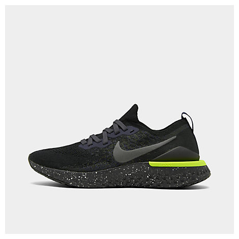 Nike Shoes NIKE MEN'S EPIC REACT FLYKNIT 2 SE RUNNING SHOES IN BLACK SIZE 13.0