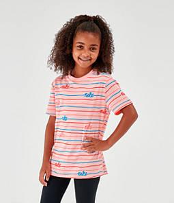 Girls' Nike Sportswear Boyfriend Tonal T-Shirt