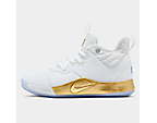 White/Metallic Gold