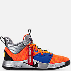 Boys' Big Kids' Nike PG 3 x NASA Basketball Shoes