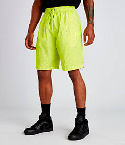 Men's Air Jordan Jumpman Cement Poolside Training Shorts