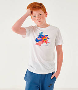 Kids' Nike Sportswear Distorted Icons T-Shirt