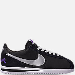 Boys' Big Kids' Nike Cortez Los Angeles Casual Shoes