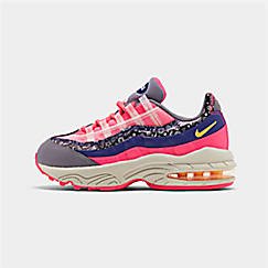 huge selection of 02853 dffdc Girls  Little Kids  Nike Air Max 95 Casual Shoes
