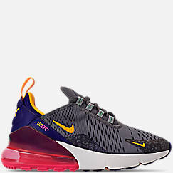 Girls' Big Kids' Nike Air Max 270 SE Casual Shoes