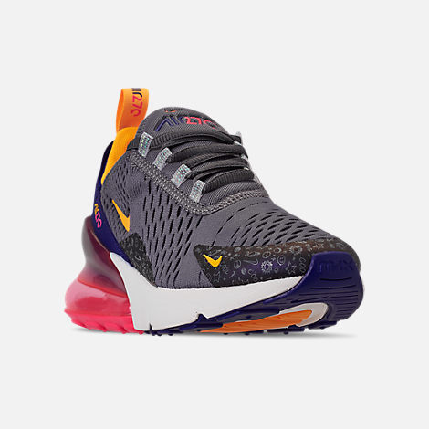reputable site 88783 05617 Girls' Big Kids' Nike Air Max 270 SE Casual Shoes