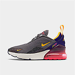Girls' Little Kids' Nike Air Max 270 SE Casual Shoes