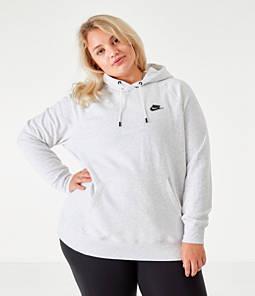 Women's Nike Sportswear Essential Hoodie - Plus Size