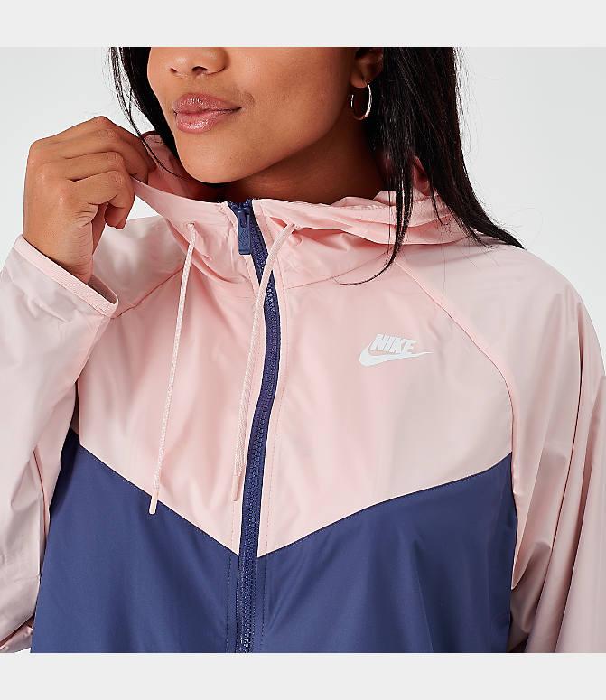 Women's Nike Sportswear Windrunner Jacket (Plus Size)